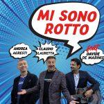 """Dopo il singolo """"Andrà tutto bene"""" l'amicizia creatasi tra Davide De Marinis, Andrea Agresti e Claudio Lauretta ha prodotto un ulteriore successo."""